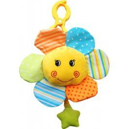 Hudební hračka BabyOno, květinka na klipu