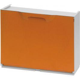 ARTPLAST Plastový botník, oranžový