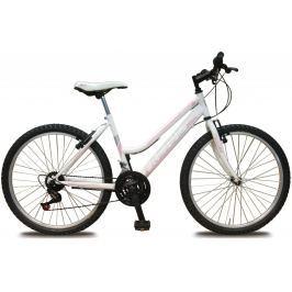 Dětské kolo Frejus X24, bílo/růžové
