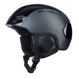 Lyžařská helma Relax Combo RH25, černá