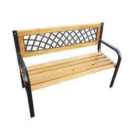 HAPPYGREEN Zahradní lavička RUSTON