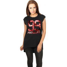 Dámské tričko Urban Classics, černé