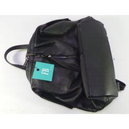 Dámský batoh Federica Bassi, černý