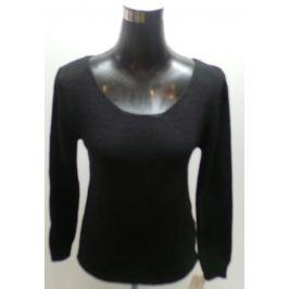 Dámský svetr La Fabrique de la maille, 6578 7076-NOIR-3, černý