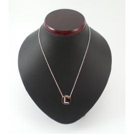 Dámský řetízek Diamond Style Initiall Charm