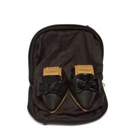 Dámské baleríny Rollbab s taškou, černé
