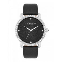 Dámské hodinky Joh. Rothmann, černé