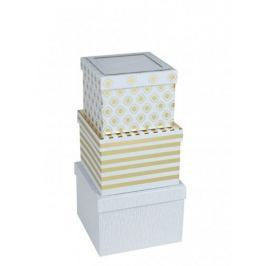 Set dekorativních krabic Tri-Coastal