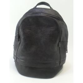 Dámský batůžek Made in Italy, černý