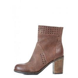 Dámská kotníková obuv Geox, hnědá
