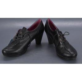 Dámska obuv, 33D624BLACK 40 Černá