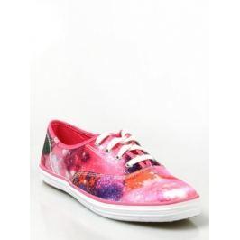 Dámské plátěné tenisky Keds, růžové
