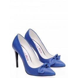 Dámské lodičky Just Bow, modré