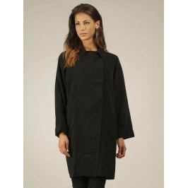 Dámsky kabát 3195-ROSA NOIR Černá T36