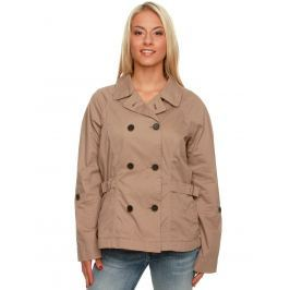 Dámský kabát Timberland, hnědý