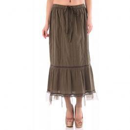 Dámská sukně Cristina Gavioli, zelená