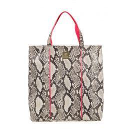 Dámská kabelka Just Cavalli s hadím vzorem