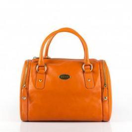 Dámská kabelka Just Cavalli, oranžová