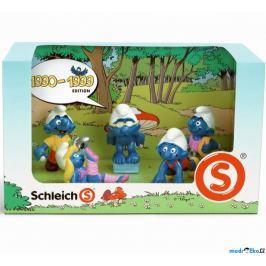Set 5 šmoulů Schleich 1990-1999