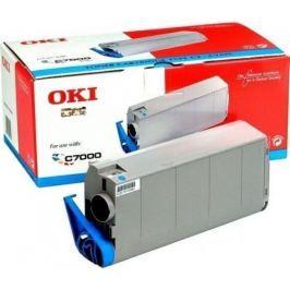 OKI originální toner 41304211, cyan, 10000str., OKI C7000, 7200n, dn, 7400, Typ C2