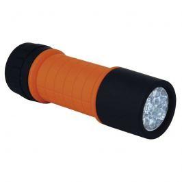 Svítilna Emos P3857 9 x LED, 3x AAA, oranžová