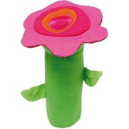 Dushi plyšová květina
