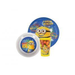 Disney Sada nádobí Mimoni, 3 dílná