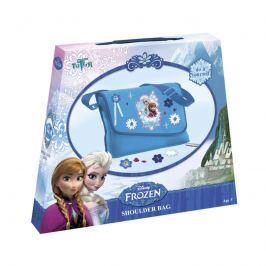 Disney Dívčí set s taškou Frozen - modrý