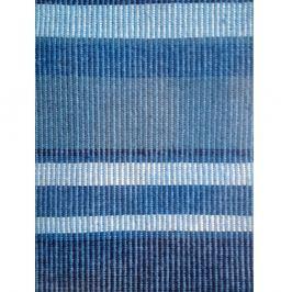 Ručně tkaný vlněný koberec Linie Design Romina Blue, 170  x  240 cm