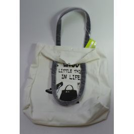 Dámská kabelka Carpisa, bílá