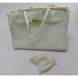 Dámská kabelka Carpisa, bílo-béžová