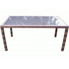 Zahradní-ráj stůl TOLEDO 160x90x74 cm
