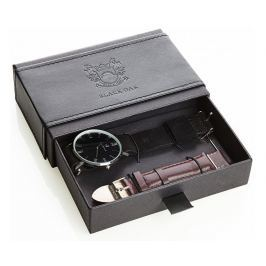 Pánské hodinky Black Oak Elegant, černé