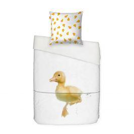 Blanc Dětské povlečení Duck, 140x200 cm