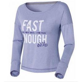 Dámské funkční triko Odlo Running Tebe, modré