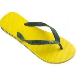 Havaianas Brasil Citrus Yellow, 37-38, žlutá