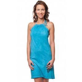 Dámské šaty Horsefeathers Erin washed, modré