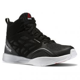 Dámské boty Reebok 71 aerobics, černé