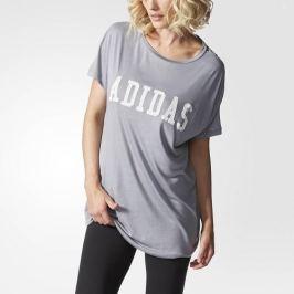 Dámské tričko Adidas originals LDN P BK Tee, šedé