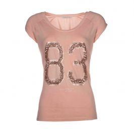 Dámské tričko Tramontana, lososové, XL