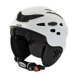 helma lyžařská Alpina White matt 58-61 Scara,A9017310