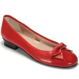 Dámské baleríny Jam, červené