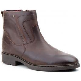 Pánské kotníkové boty Nautic Blue Iberian, hnědé