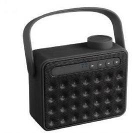 ClipSonic TES142N - Bluetooth reproduktor s FM rádiem, USB, SD, černý