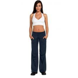 Dámské fitness kalhoty Winner Miranda, šedé, M