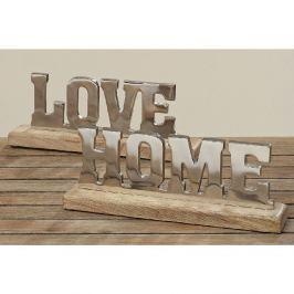 Boltze Dekorace Love Home, 2 ks
