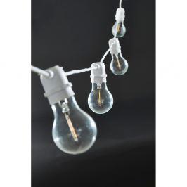 Světelný řetěz House Doctor Bulb, 10 žárovek
