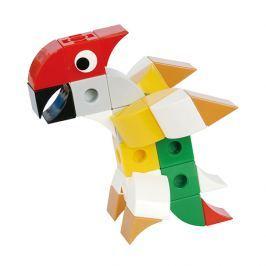 Stavebnice Gigo World Life Papoušek