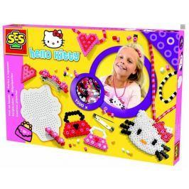 Zažehl. korálky Hello Kitty-šperky