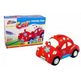 Dětská pokladnička Ses auto